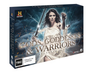 Gods, Goddesses & Warriors Collector's Set [DVD_Movies] [Region 4]