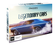 Legendary Cars Collector's Set [DVD_Movies] [Region 4]