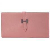 Women's PU Leather Wallet Purse Credit Card Clutch Holder Case