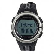 Malloom 3D Fitness Pedometer LED Wristband Running Sport Watch Step Counter