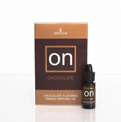 Sensuva ON Chocolate Flavoured Arousal Oil
