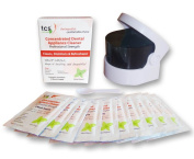 Tcs Concentrated Cleaner & Sonic Cleaner - 10 Months Supply For Dentures, Retainers & All Other Dental Appliances