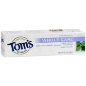Peppermint Fluoride Whole Care 140ml