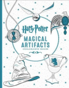 Harry Potter Artifacts Coloring Book