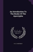 An Introduction to the Books of the Apocrypha