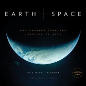 Earth and Space 2017 Wall Calendar