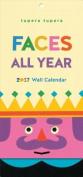 2017 Wall Calendar
