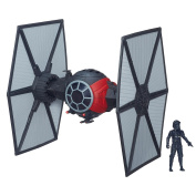 Star Wars The Force Awakens 9.5cm  Vehicle First Order Special Forces TIE Fighter