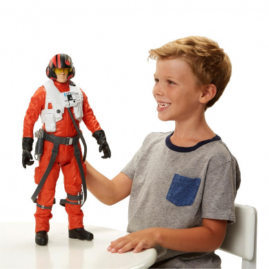 Star Wars: Episode VII The Force Awakens - 46cm  Poe Dameron Figure