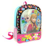 Disney Frozen Neon 41cm  Backpack - Photo Bomb!