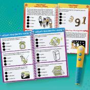 Educational Insights Hot Dots Jr. Let's Master Grade 3 Math