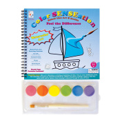 PlayAbility Toys Paint Set and Book