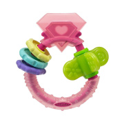 Infantino Chew & Play Ring Teether