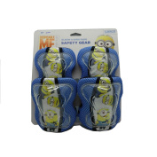 Despicable Me Minion Elbow and Knee Pads Set