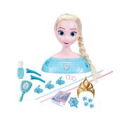 Disney Frozen Majestic Styling Hair Head - Elsa
