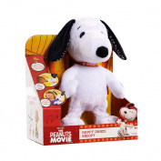 Happy Dance Snoopy Feature Plush