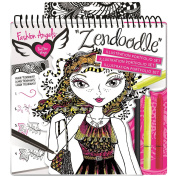 Fashion Angels Zendoodle Illustration Portfoloio Set