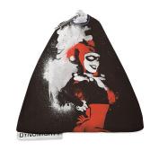 Harley Quinn Stencil Stash Bag