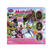 Hasbro Candy Land Game Disney Minnie Mouse s Sweet Treats Edition