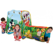 Disney Mickey Mouse Adventure Hut Play Tent