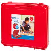 Toys R Us Building Bricks Storage Case - Red