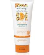 Vitalizing Mandarin Vanilla Shower Gels 250ml