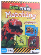 Dreamworks Dinotrux Matching Game