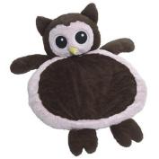 Bestever Plush Baby Mat - Pink Owl