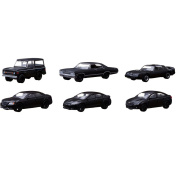GreenLight Series 9 1:64 Scale Black Bandit Single Vehicle - Colour/Style Vary