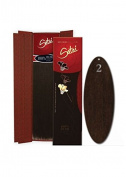 Satai Human Hair Weave - 100% Remi Yaki 46cm - #2 Brown/Black - Size