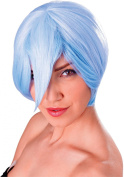 Ladies Fancy Party Costume Accessory Cosplay Manga Short Fake & Artificial Wig