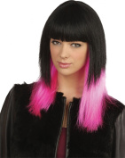 Ladies Fancy Dress Music Party Jessie Style Straight Short Fake Artificial Wig
