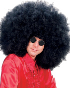 Mens Fancy Dress Music Party Accessory Super Jimmy Afro Fake & Artificial Wig