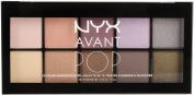 NYX Cosmetics Avant Pop! Nouveau Chic palette