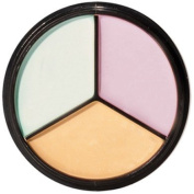Corrector and Concealer Pallete in Perfectly Coordinated Creamy Colours for Complexion Perfection
