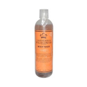 Nubian Heritage Body Wash With Shea Butter Lavender And Wildflowers -- 380ml by Nubian Heritage