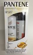 Pantene Pro-V Summer Moisture Kit - Hair Mist Detangler & Beauty Balm Cream NEW