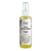 Finally Pure - Unscented Toner - Made with ALL ORGANIC Ingredients 120ml