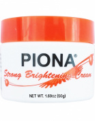 Piona Strong Bleaching Cream Was 60ml and Is Now 50ml