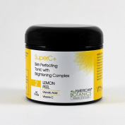 American Botanics SuperC+ Skin Perfecting Tonic with Brightening Complex Pads