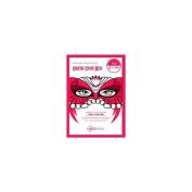 Mediheal Mask Dress code(Red) sheet pack set, (10 Sheets), Ginseng Brightening effect, beauty Mask sheet★Made in KOREA