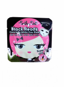 10 Packets of Cathy Doll Black Heads Cleansing White Clay Mask