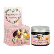 Earth Mama Angel Baby Natural Nipple Butter -- 60ml