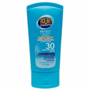 Ocean Potion Protect & Nourish Sport Cooling Sunscreen Lotion, SPF 30, Fragrance Free 90ml