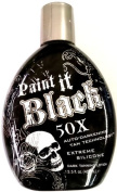 New Paint It Black 50x Tanning Lotion With