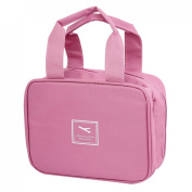 Travel Toiletry Toiletries Cosmetic Beauty Wash Bag Handbag Pink