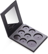MUD 8-Hole Eye/Cheek Colour Empty Palette
