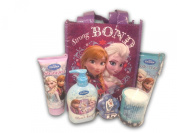 Bath in a Bag Frozen Magic towel set