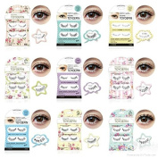 Dolly Wink Toyepin False Eyelashes-2 Pairs Natual Long Eyelashes - 8 Options