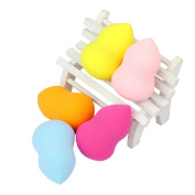 Bottle Gourd Sponge Creazy® 5PCS Pro Beauty Flawless Makeup Foundation Puff